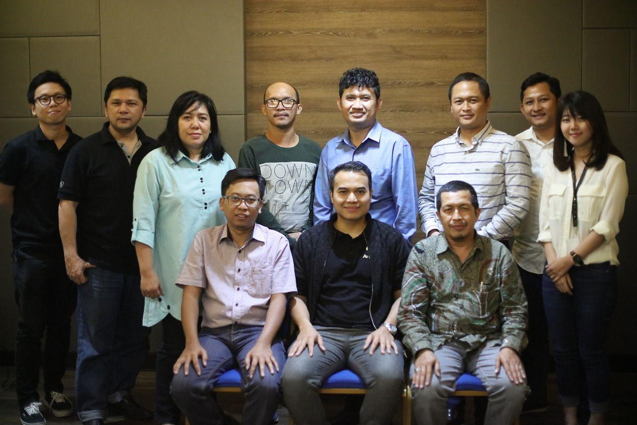ARFADIA Jadi Pembicara Diskusi Kelompok Terpumpun Desain & Pengembang Laman BEKRAF