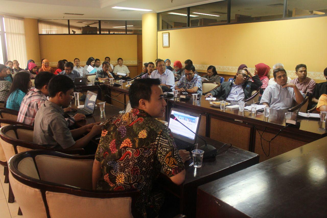 Arfadia Meeting With DITJAMSOS Kementerian Sosial UPPKH