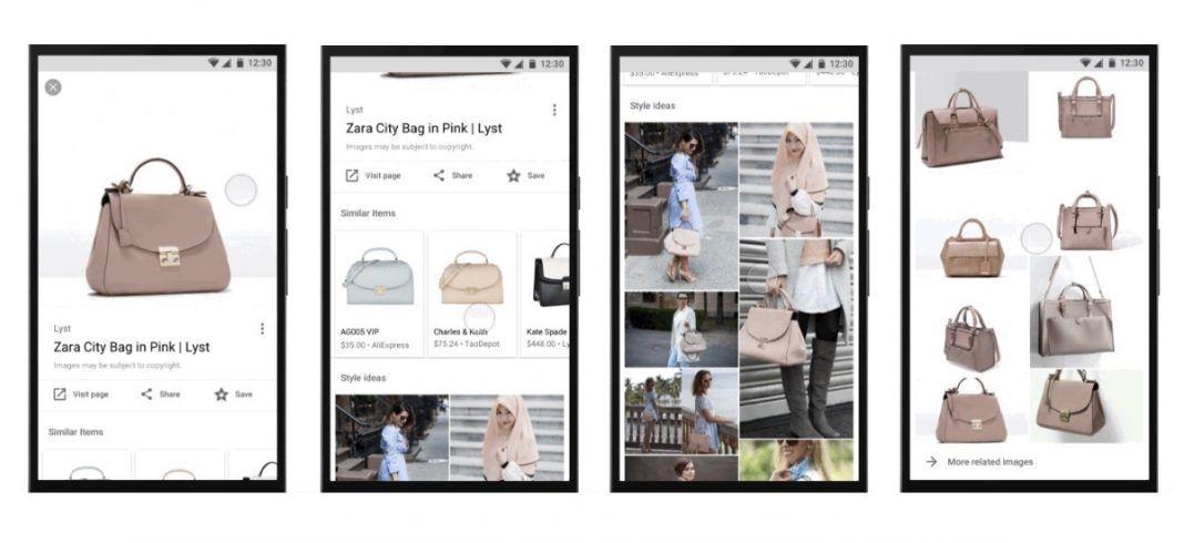 Google Images Kini Dapat Memberikan Saran Fashion Bagi Anda