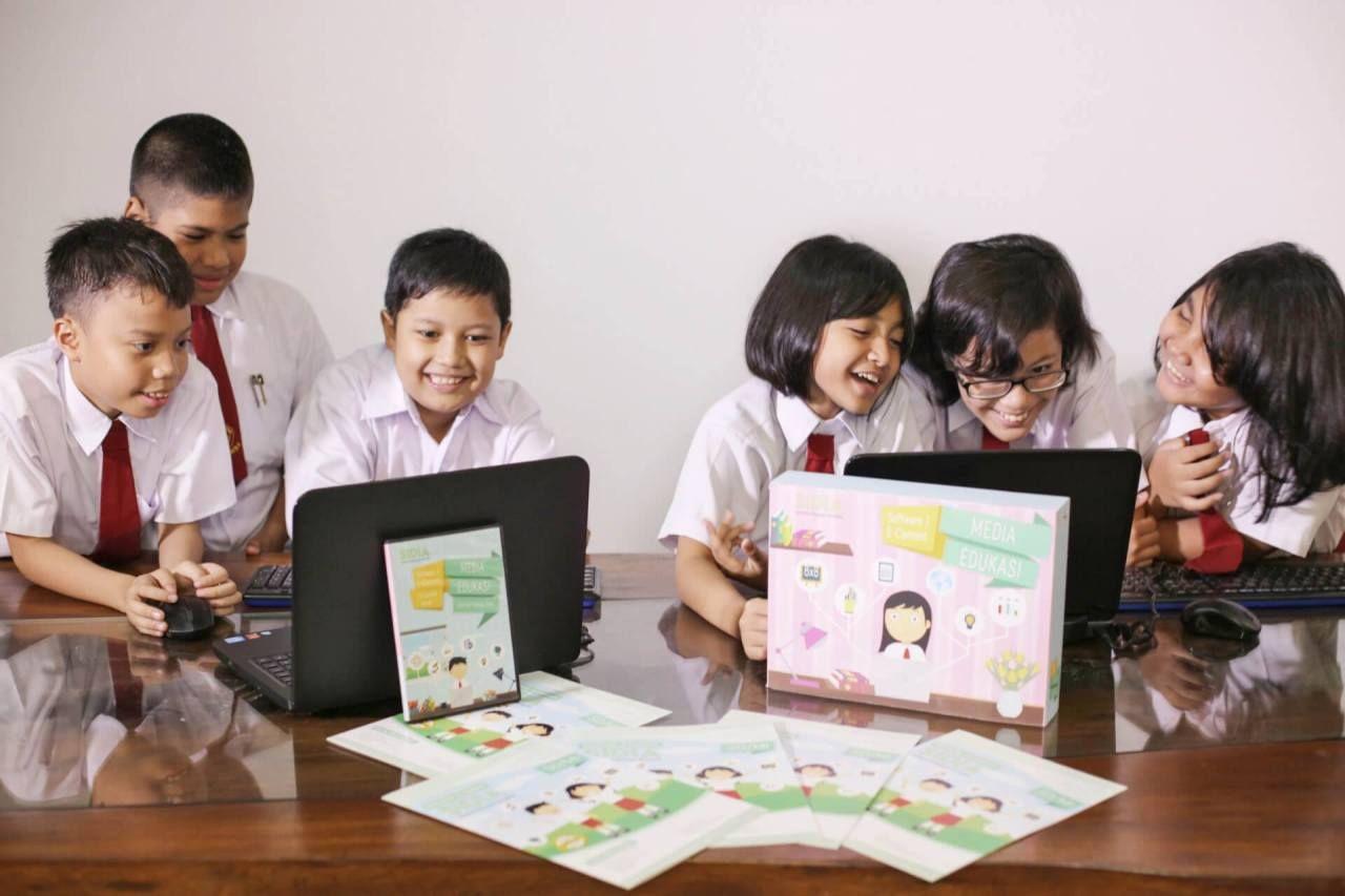 SIDIA SD Sistem Edukasi Arfadia Sekolah Dasar