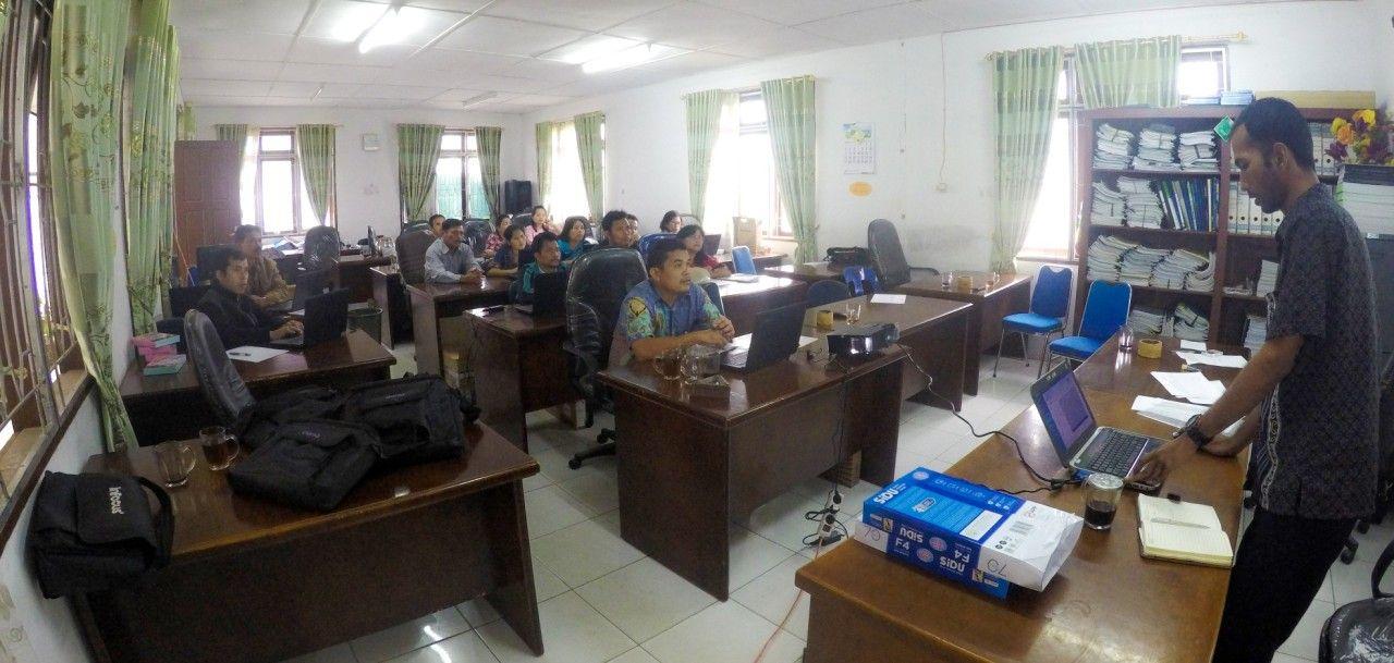 Training Dan Installasi Software Pendidikan SIDIA