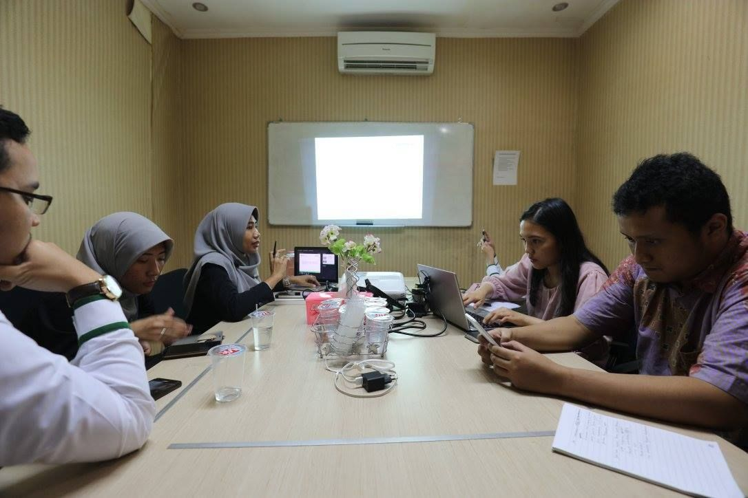 Arfadia meeting with BPJS Ketenagakerjaan for transfer knowledge about all product BPJS Ketenagakerjaan.