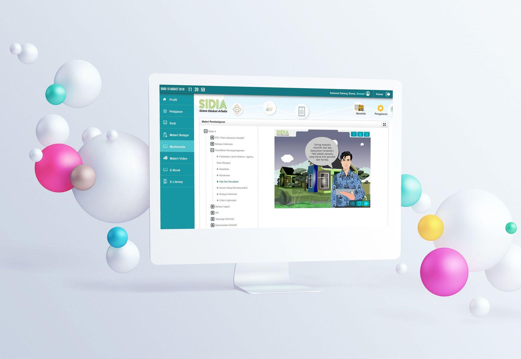 Pentingnya Sarana dalam Pendidikan dengan Pengadaan Paket Laboratorium Komputer Media Pembelajaran untuk Sekolah