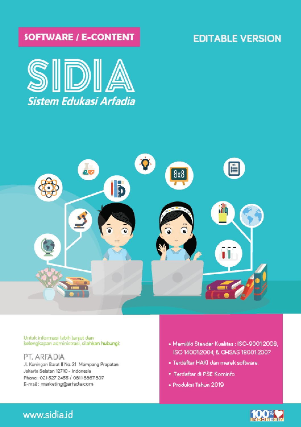 SIDIA Our New Product
