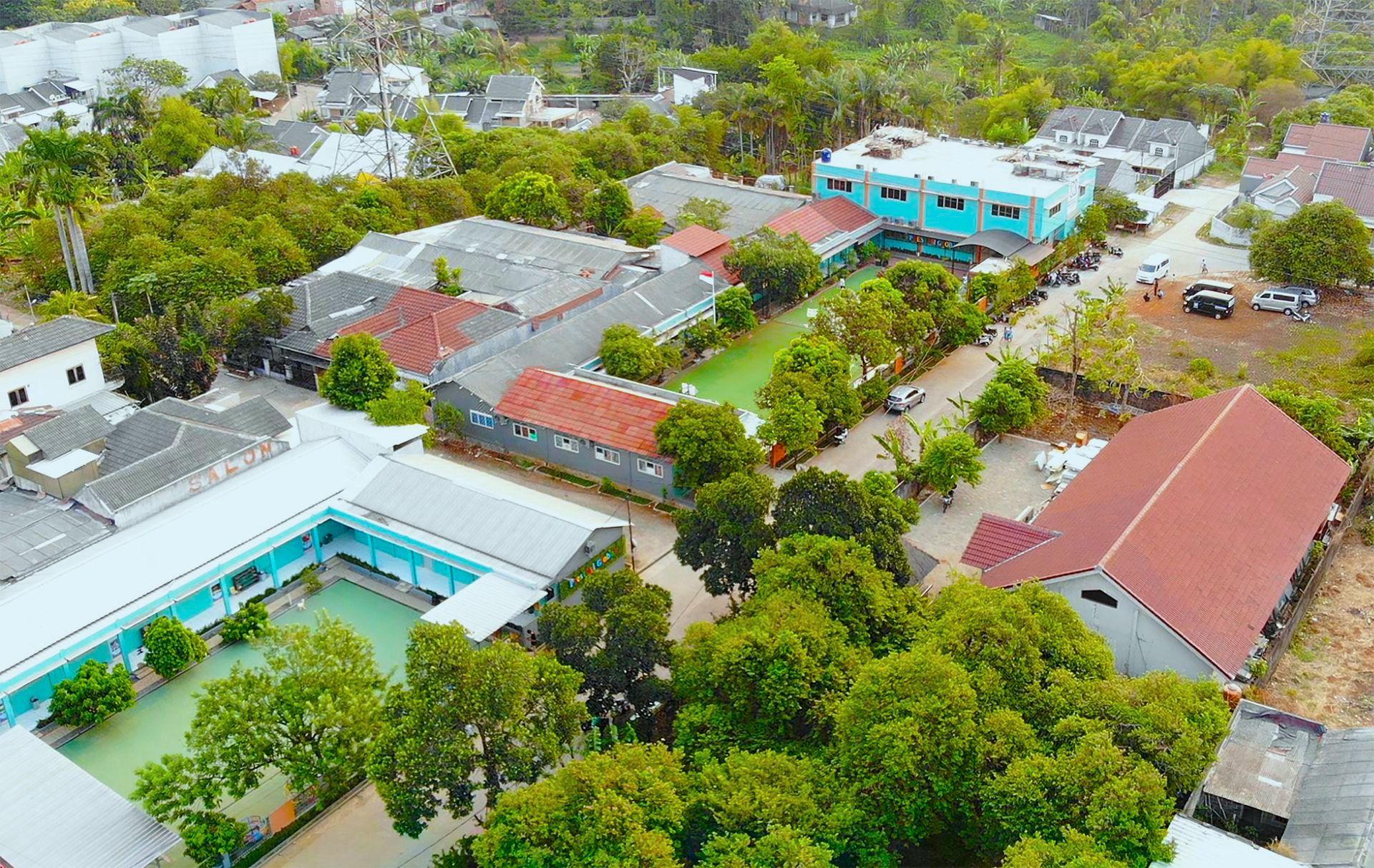 Sekolah Prestasi Global Aerial Drone