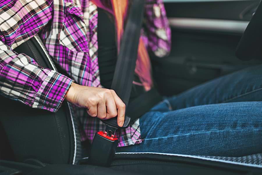 Gunakan Seat Belt dengan Baik
