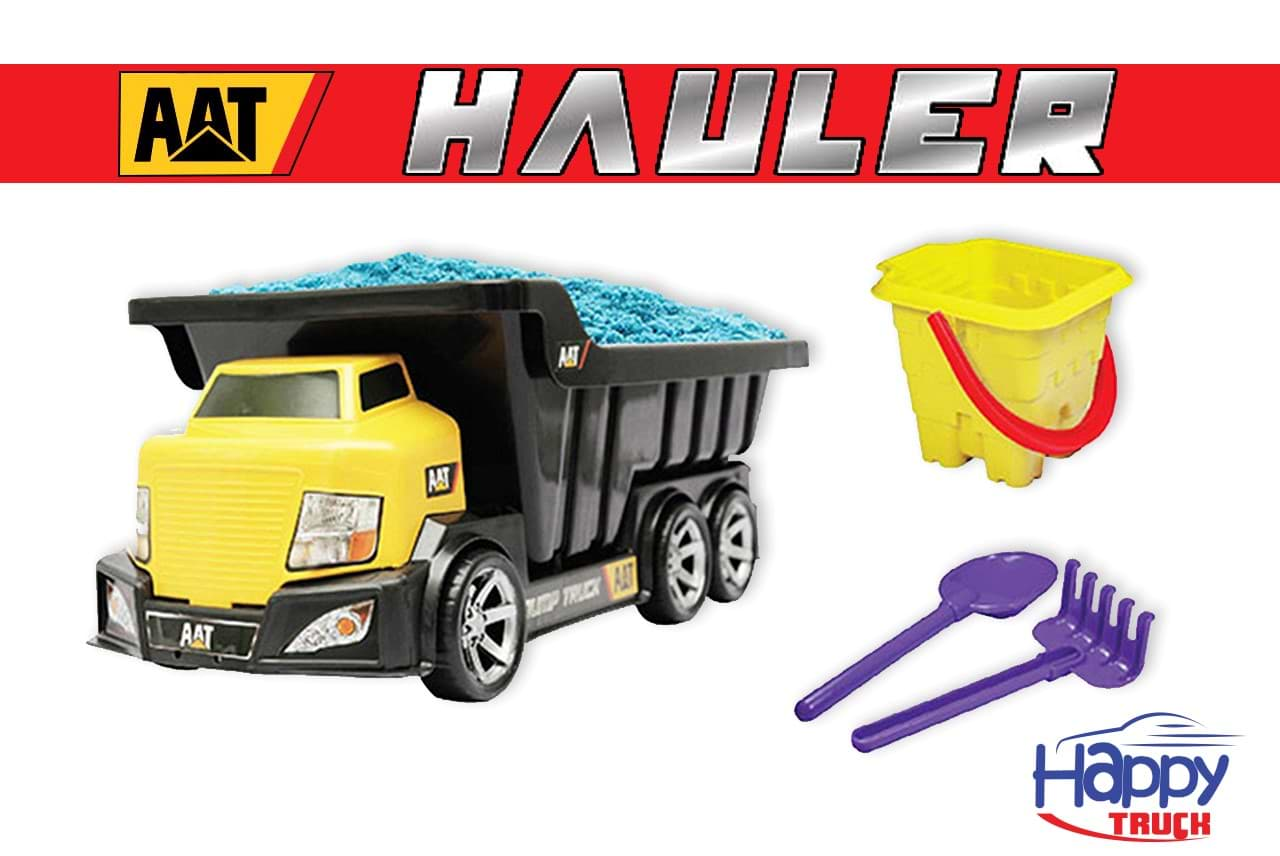 Mobil Mobilan Anak - Happy Truck - Acosta