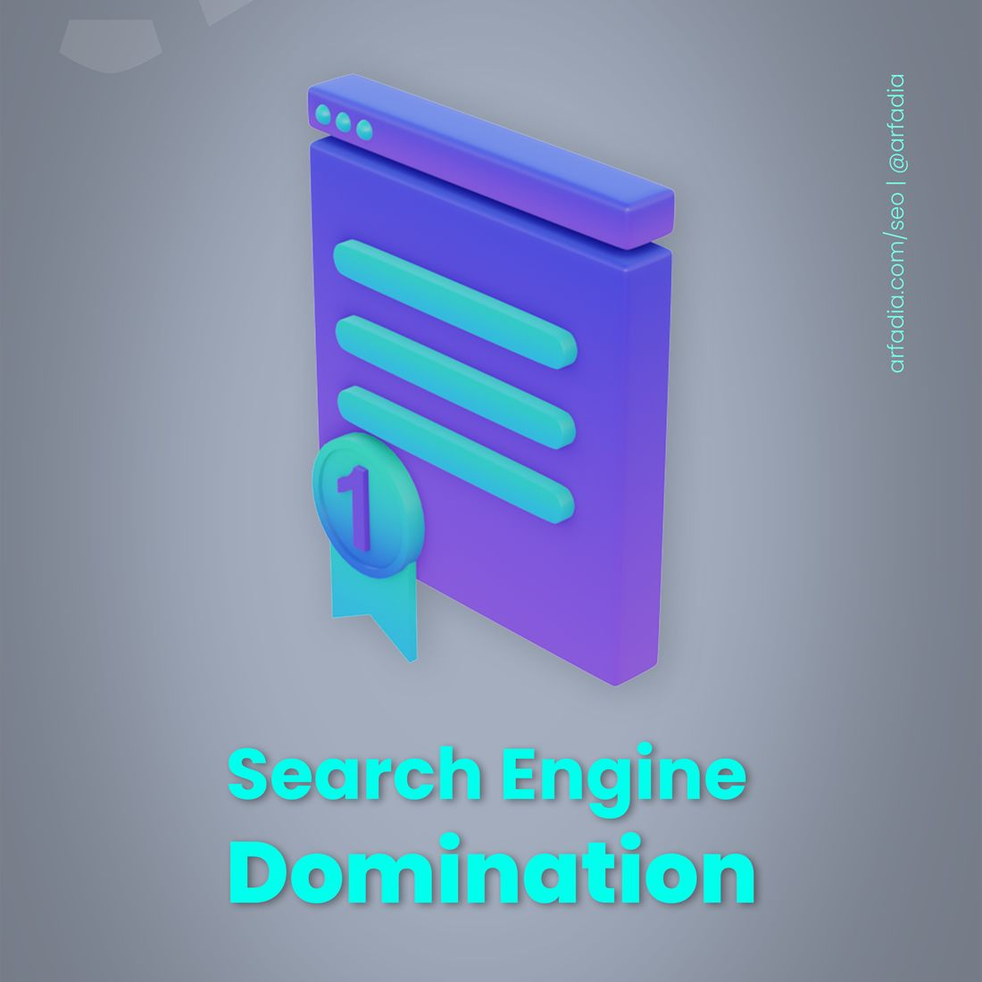 SEO Arfadia - Search Engine Domination - Jasa SEO Jakarta Terbaik