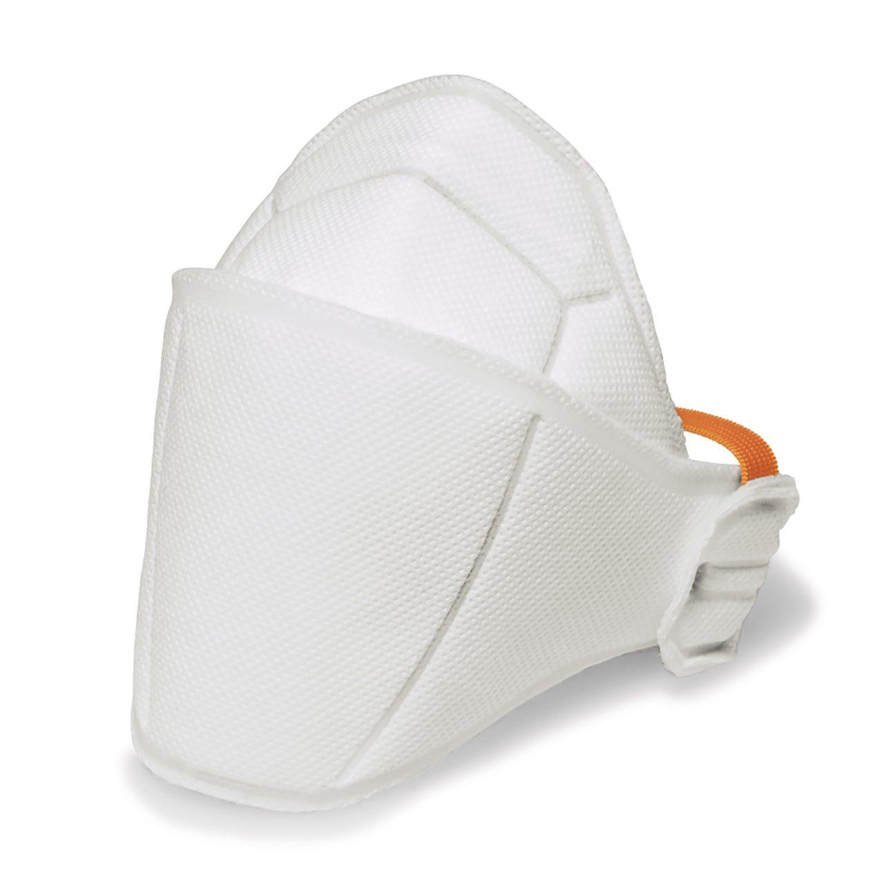 Masker Antivirus Terbaik dari uvex - uvex Silv-Air 5200 Premium FFP2