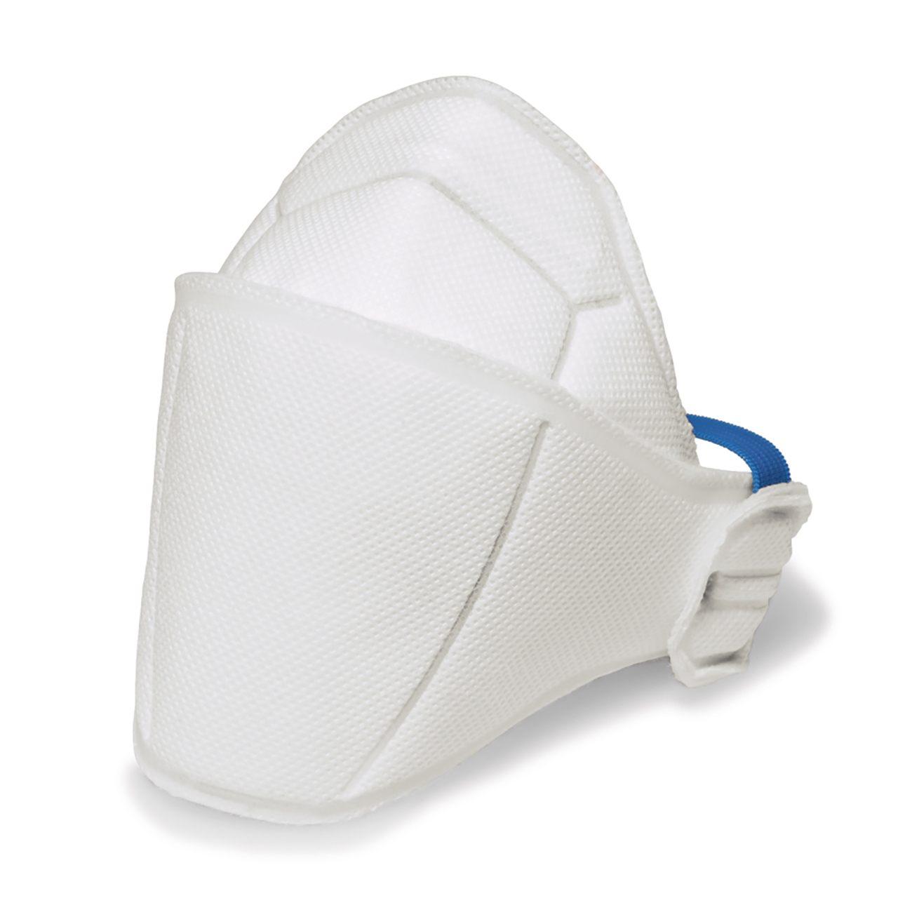 Masker Antivirus Terbaik dari uvex - uvex Silv-Air 5100 Premium FFP1